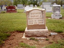 Sarah Jane <i>Highland</i> Worthington