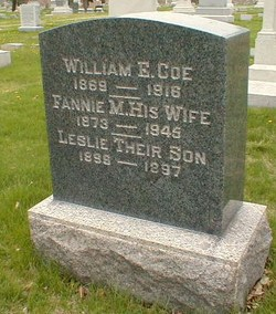William Elijah Coe