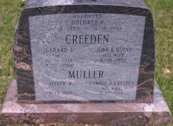 Dolores V Creeden