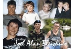Joel Alan Bleichner