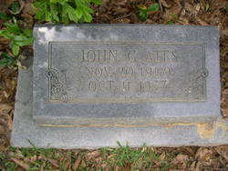 John G. Ates