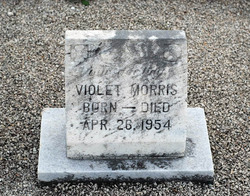 Violet Morris Daniel