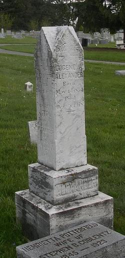 Eugene Archibald Alexander