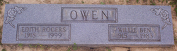 Edith Laverne <i>Rogers</i> Owen