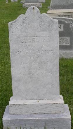 Clara Ann <i>Wacter</i> Main