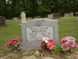 Alice Bessie <i>Taylor</i> Brazzeal