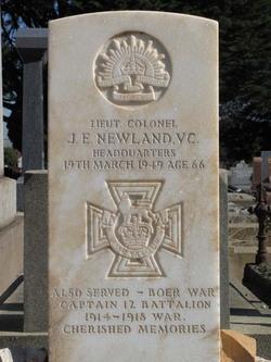 John Ernest Newland