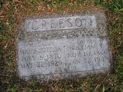Mary Lutitia Greeson