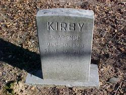 Clarence Kirby