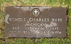 Rondle Charles Ronnie Babb
