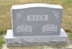 Catherine <i>Witmer</i> Baer