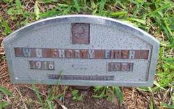 W. J. Shorty Finch