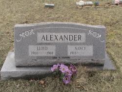 Lloyd E. Alexander