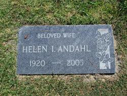 Helen Irene <i>Cleland</i> Andahl