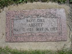Baby Girl Abbett
