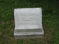 Hannah Allan