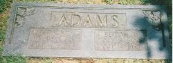 Buton Bernard Adams