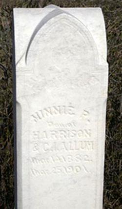 Minnie Pearl Allum