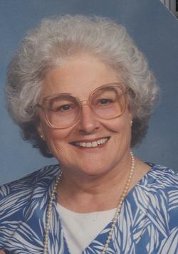 Betty Lou <i>Campbell</i> Martin