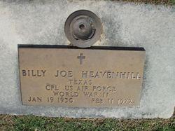 Billy Joe Heavenhill