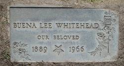 Mrs Buena Viola <i>Lee</i> Whitehead