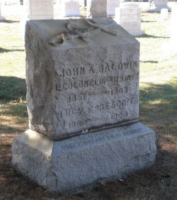 Col John A. Baldwin
