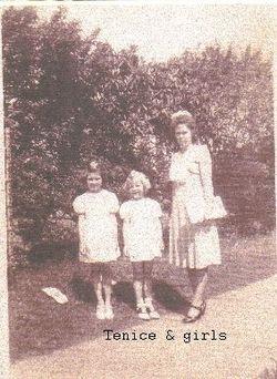 Tenice Lillian Davis <i>Bonham</i> Padgett