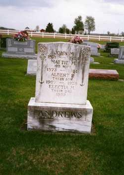 Albert P. Andrews
