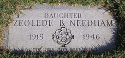 Zeolede B Needham