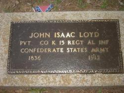 Pvt John Isaac Loyd