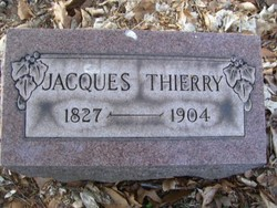 Jacques James Thierry