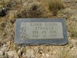 Eunice Eudora <i>Simpson</i> Strauss