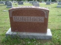 Edith Lavina <i>Arnce</i> Borthick