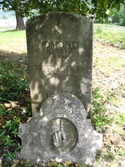 Pvt Edmond Hall