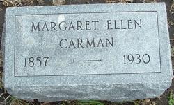 Margaret Ellen <i>Sharp</i> Carman