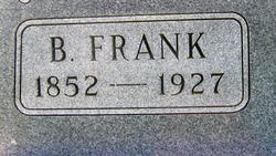 Benjamin Franklin Frank Gregg