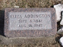 Eliza Addington