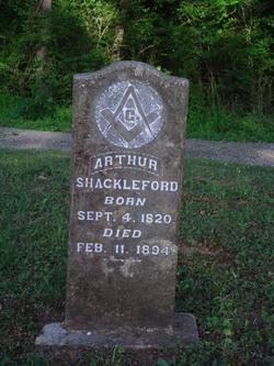 Arthur Shackleford