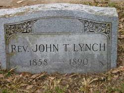Rev John T Lynch