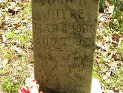 John Red Joyce