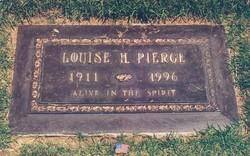 Hortense Louise <i>Deisseroth</i> Pierce
