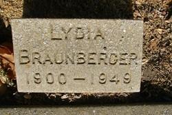 Lydia <i>Miller</i> Braunberger