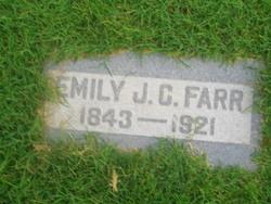 Emily Jane <i>Covington</i> Farr
