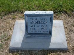 Velma Ruth <i>Beeson</i> Anderson