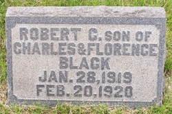 Robert C Black