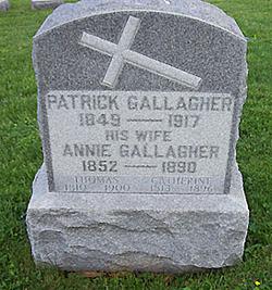 Bridgett Anna <i>Higgins</i> Gallagher