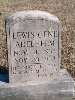 Lewis Gene Adelhelm