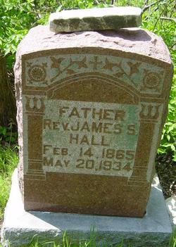 Rev James S. Hall