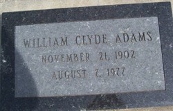 William Clyde Adams