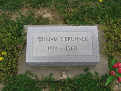 William T Brunner